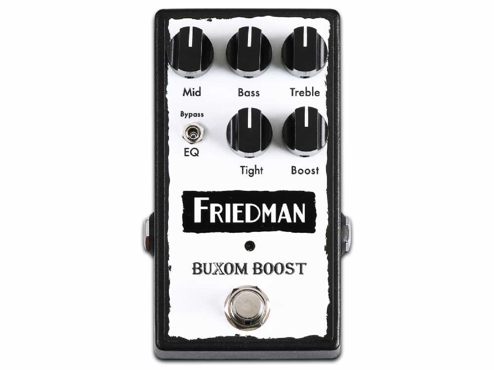 Friedman Buxom Betty Boost Pedal